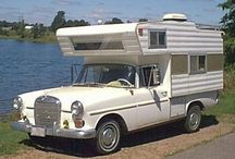 Motor Homes, Campers & RV's