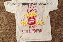 Camiseta de los 100 dias