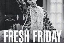 it's friday......
