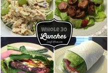 whole 30 // lunches