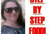 Step by step food