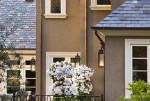 Exterior home remodeling ideas♥ / by Ciana Coelho-Morris