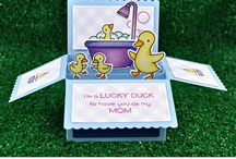 Lawn Fawn - Lucky Duck