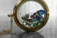 Origami Owl / Showing some of the lockets you can create / by Barbara Henderson
