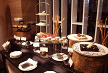 High Tea at Habitat Lounge / Meet Up with Friends and enjoy a relaxing afternoon over a delightful high tea in our stylish Habitat Lounge