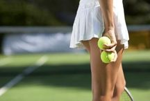 Did Someone Say Tennis? / by Katey Marciniak