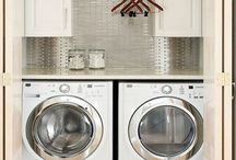 Laundry room ideas / by Ashley Shaner