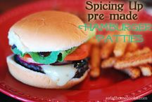 Summer Burger Recipes / The perfect place to find any and all burger recipes to please any crowd.