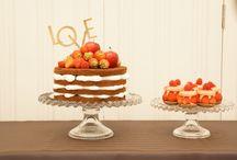 ウェディングケーキ/PERTE / PERTE WEDDINGスタッフが作ったウェディングケーキ