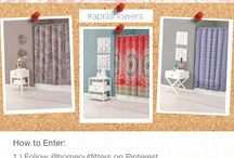 Jessica Simpson at Home Outfitters contest