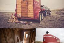 Saun ratastel {Sauna on wheels}
