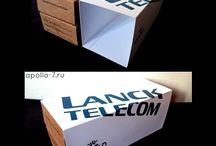 коробки упаковки и прочее