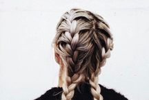 Hair styles & colours / Different hair colours and styles