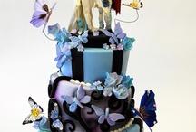 corpse bride cakes