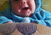 Mayson, my grandson