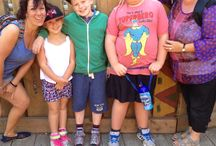 Chessington World Of Adventure!!! / Holiday pics