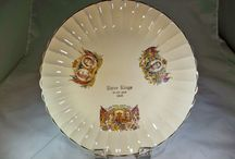Royalty pieces of china