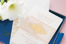 blue wedding / ideas for blue-themed wedding