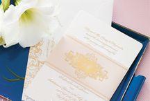 blue wedding / ideas for blue-themed wedding / by Nardine Saad
