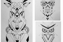 geometry Animals