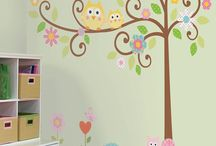 Kids room ideas / Ideas for re doing the kid's rooms
