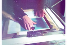 SCREENPRINTING / by Luisella Cresto