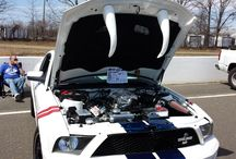 Cobra Fangs / Repairing cobra fangs for a Shelby Cobra GT 500.