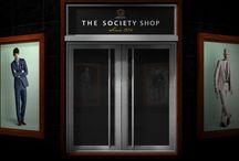 Society shop PC Hooftsstraat / Society shop PC Hooftsstraat voor de modebewuste man