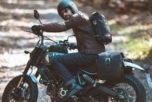 pěkná motorka
