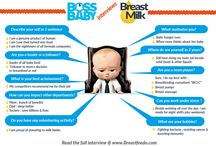 Breast milk / Interesting infographics about the most amazing liquid in the world