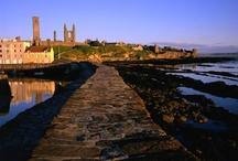 Favourite Castles  / St Andrews & Scottish Castles