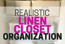 Home:  Organize It! / Organize everything.  Organization tips.