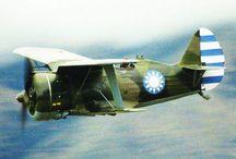 CAF Polikarpov I-153