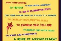 Art Classroom Words of Wisdom / by Nadia Fernandez-Castillo