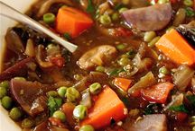 Recipes: Soups / by Melissa Robbins