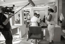 Glam Jozi Beauty Salon Shoot Day / Shooting a South African Beauty Salon PILOT