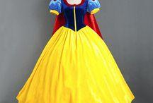 Vestidos tematicos para niña