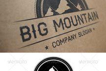 Logos & Badges / Vintage logo and badges inspiration
