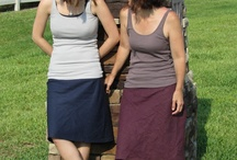 Skirts and dresses / Patterns and tutorials for skirts and dresses for me.