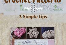 Write your own crochet pattern