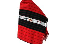 Traditional wear of Nagaland