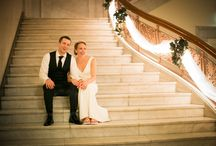 Newberry Library Wedding, Chicago IL