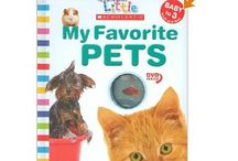 Pets: Pre-K/K Unit / by Laura Mitchell