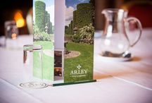 Arley Corporate Open Day / Flowers by Emma Fawcett-Eustace, photo credit to Caroline White Photography. / by Emma Fawcett-Eustace Flowers