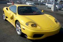 Smashed Ferrari's / Recked Ferrari's