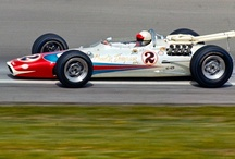 Indy / Indianapolis Cars through the ages