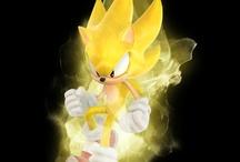 Sonic & Super Sonic