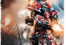 Warhammer / Just some pics of warhammer 40k