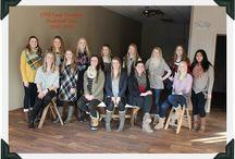 2016-17 OHS Lady Tornadoes BB Team