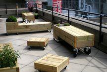 DIY | Outdoor furniture